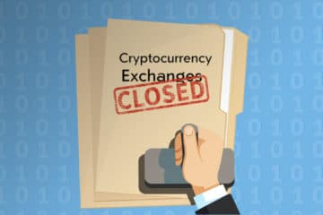 crypto exchanges shutting down