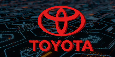 Toyota and digital currency