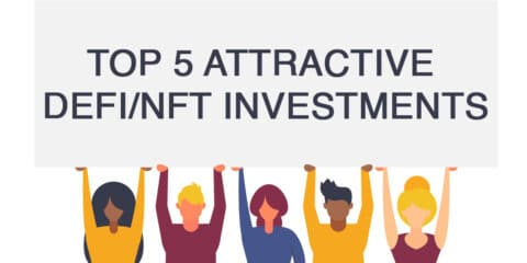 top 5 most promising DeFi and NFT projects