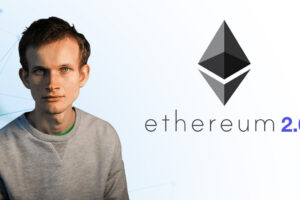 Vitalik Buterin, Ethereum co-founder and the launching of ETH 2.0 staking