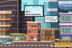municipalities and crypto payment