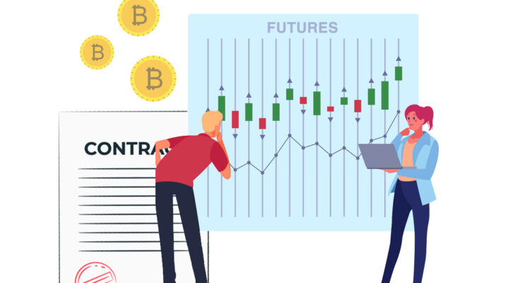 crypto perpetual futures contract
