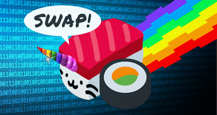 Sushiswap developer stopped an exploit attack on the platform