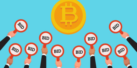 liquidity auctions provide solution for DeFi start-ups