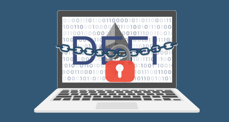 how to secure DeFi transactions in Ethereum
