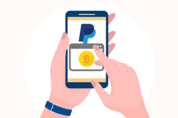 almost 20% of Paypal users trade in bitcoin using Paypal app