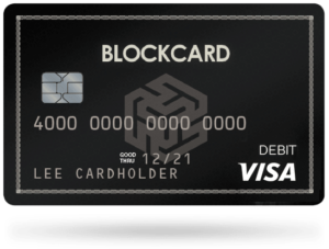 Crypto.co Exclusive: $10 Bonus when depositing $100 on BlockCard!  Earn an unlimited 6.38% crypto back on every merchant purchase.