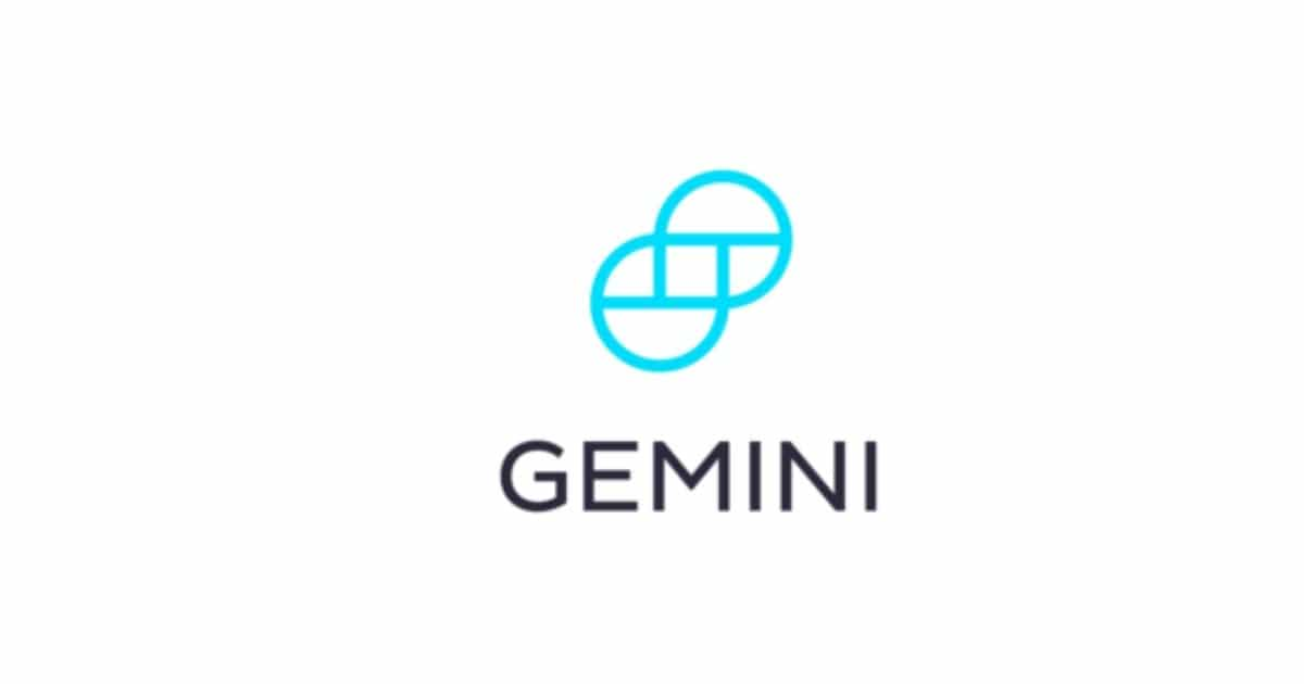 Gemini launches credit card with crypto rewards