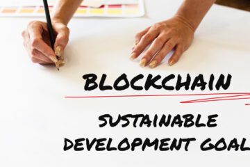 blockchain is they key for sustainable project development goals