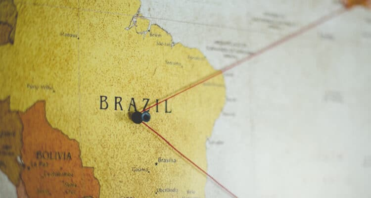 Brazil's first-ever ETF approved by the country's DEC