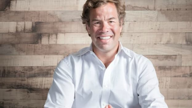 Brooks Entwistle, new managing director of Ripplnet Southeast Asia