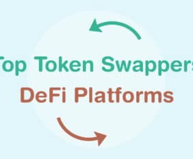 top token swappers defi platforms