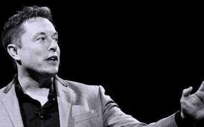 Elon Musk, the man behind the name