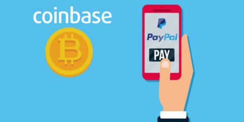 buy bitcoin in Coinbase using Paypal