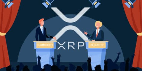 is XRP a security or a commodity