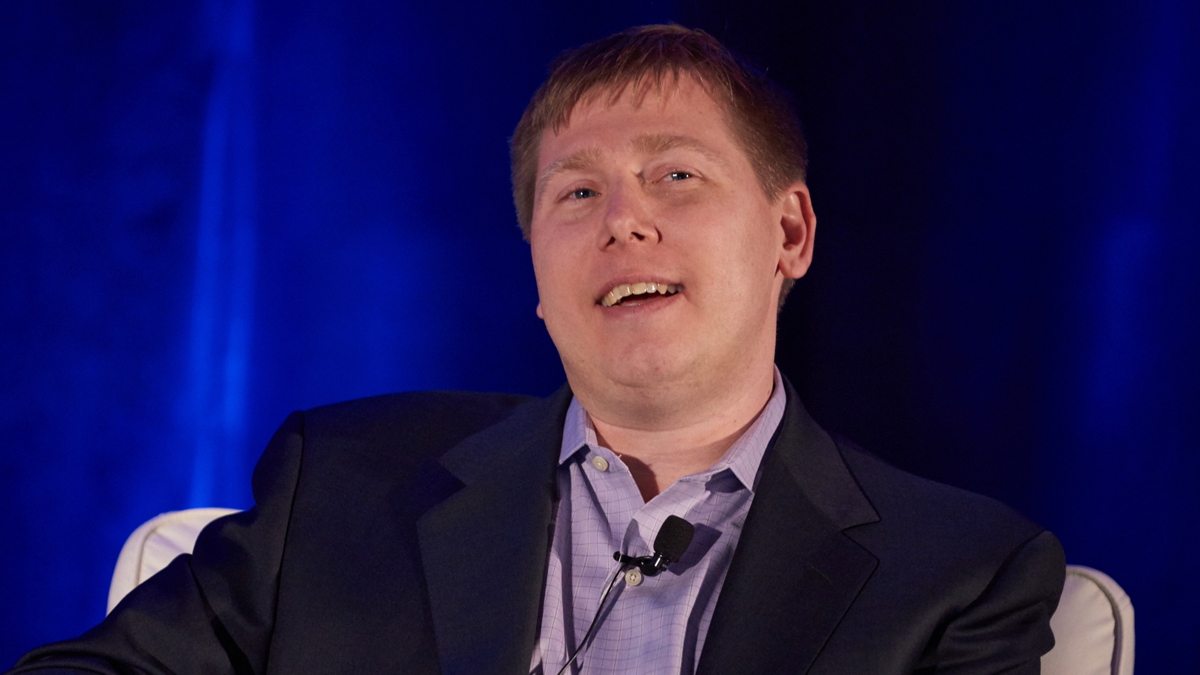 founder and CEO of Digital Currency Group Barry Silbert