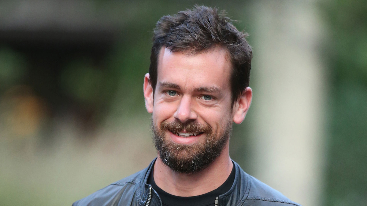 Twitter and Square founder and CEO Jack Dorsey